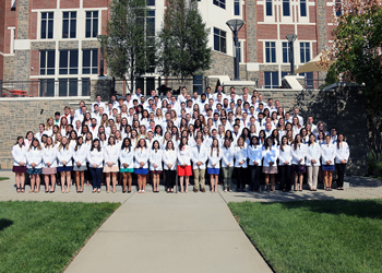 Carolinas Campus Class of 2020 White Coat
