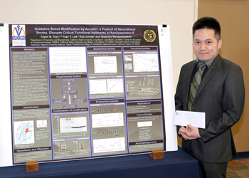 VCOM-Auburn Holds First Via Research Recognition Day