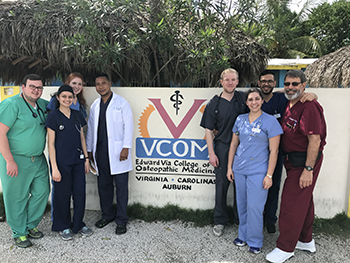 VCOM-Carolinas Dominican Republic Outreach Report