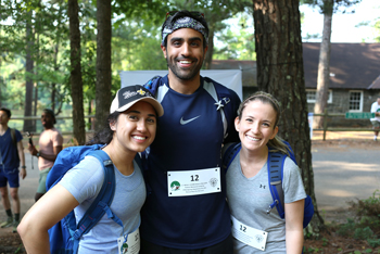 VCOM-Auburn Wilderness Medical Club Conducts First Adventure Race