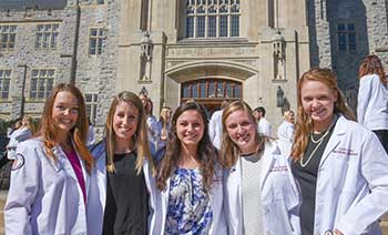 Whitecoat Students