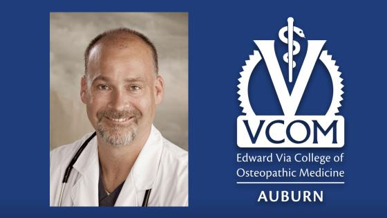 Heath Parker, DO, Named Dean of VCOM-Auburn Campus